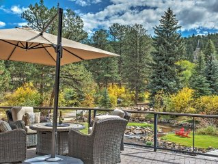 4BR Evergreen House w/ Splendid Mountain Views