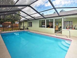 NEW! Updated Serene 2 BR Spring Hill House w/Pool