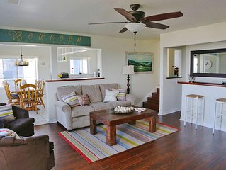 Magnificent 4BR Home on Monterey Bay - Amazing Location! Walking Distance to Mon