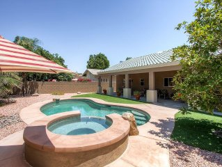 Spectacular 3BR Home in Palm Springs Area, Newly Renovated w/Beautiful Furnishin