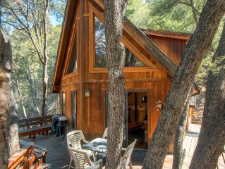 'The Tree House' 3BR Pine Mountain Club Cabin Near Scenic Nature Trails - A Roma