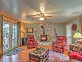 3BR Ashford 'Wildwood' Cabin w/ Hot Tub!