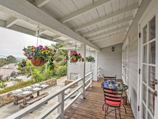 Charming 2BR Aptos Cottage w/Private Deck