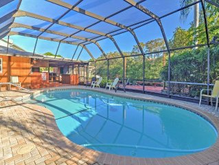 Bright & Airy 3BR Tarpon Springs Home w/Private Pool, Hot Tub & Wifi - Beautiful