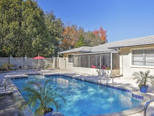4BR Citrus Springs House w/Private Pool!