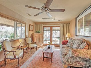 Inviting 2BR Silver City House w/Wifi, Hot Tub Access & Tranquil Patio Garden Ar
