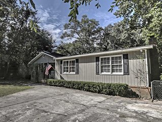 NEW! 4BR Mt. Pleasant Home w/Pool Table!