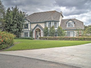 4BR Vista Home w/ Hot Tub and Home Theater!