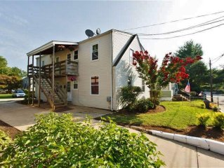 Neat & Clean 1BR Apartment in Historic Annapolis w/Wifi - Prime Location, Walkin