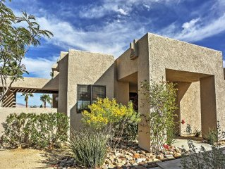 Cozy & Private 2BR Borrego Springs Home at Rams Hill Golf Course w/Wifi, Private