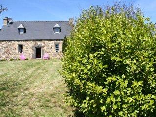PROMO du 01/07 au 15/07 semaine a 860 euro Maison de caractere bretonne