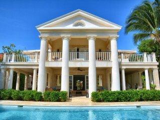 Villa PASHMINA - Colonial Villa at Tortuga Bay, Punta Cana.