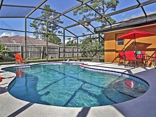 3BR Kissimmee House w/Wifi & Private Enclosed Pool