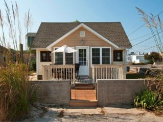 Darling 2BR Home on the Delaware Bay w/Path to the Beach - Kayak, Bikes & Beach