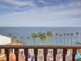 Quiet 1BR Avalon Townhouse Villa w/Wifi, Private Balcony & Unobstructed Ocean Vi
