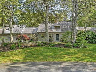 Gorgeous 4BR Falmouth House w/Wifi & Large Private Deck - Minutes from Wood Neck