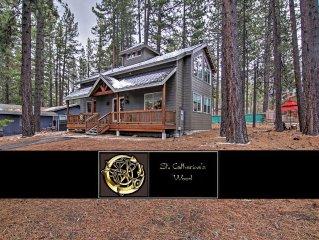 2BR South Lake Tahoe Villa w/2 Master Suites