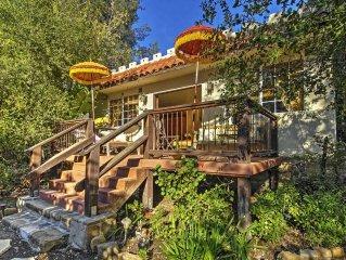 2BR 'Casita de Paz' House w/ Outdoor Terrace!