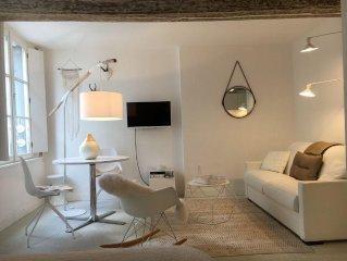 Charmant Studio, emplacement de rêve
