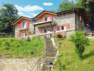 Apartment Casa Bernacc  in Pianello Lario (CO), Lake Como - 6 persons, 2 bedroo
