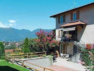 Ferienwohnung Casa Riboni  in LUINO  VA, Lago Maggiore / Ortasee - 5 Personen, 2