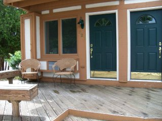 Great summer activity location!  Steps from the golf course and pool!