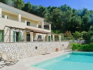 Stunning Hillside Villa, Private Pool And Amazing Sea Views with WIFI