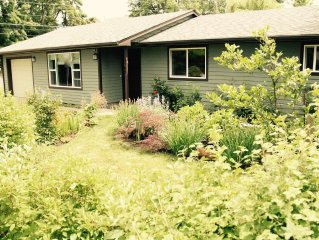Enjoy our home for your stay in beautiful Hood River!