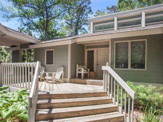 Lovely 4 BR Home with New Heated Private Pool!
