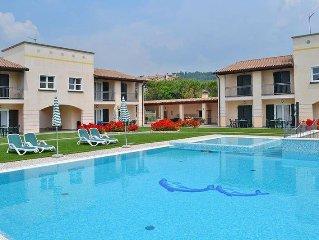 Apartment Corte delle Rose  in Garda (VR), Lake Garda/ Lago di Garda - 4 person