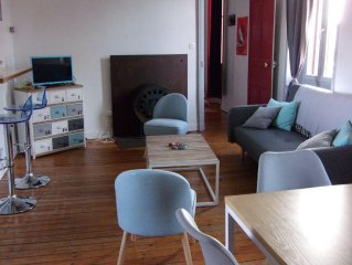 appartement T3 proche grande plage, centre pietonnier et port labelise 2 etoiles