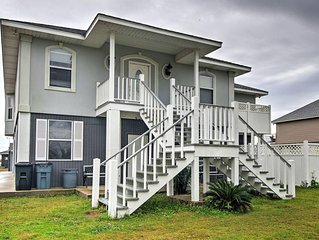Waterfront 5BR Slidell House w/Private Boat Dock