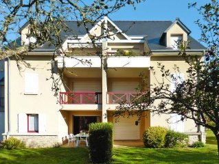 Holiday flat, St. Briac-sur-Mer  in Ille et Vilaine - 5 persons, 2 bedrooms