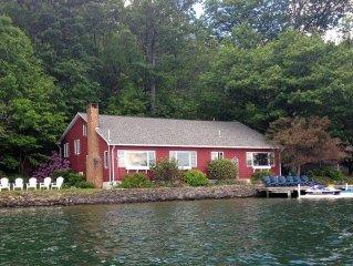 "Pinot Point: ""Quality Accommodations On The Edge Of Keuka Lake"""