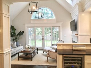 Beautiful home in Wellesley's Historic district