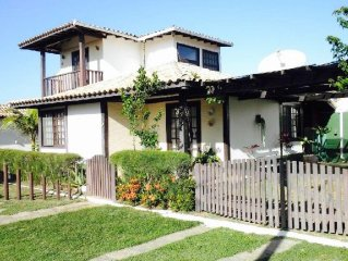 Quiet house in a gated community in BUZIOS RJ 'Weekends R $ 500 s / rate