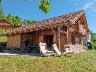 La Bresse, Chalet de montagne, spacieux, confortable.