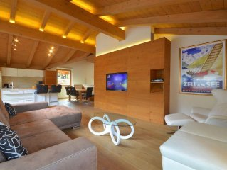 Apartment Diana - modern duplex penthouse, 200m to skilift, close to the Zeller