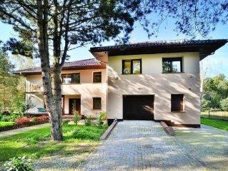 Holiday home, Mielno  in Ustronie Morskie bis Koslin - 11 persons, 6 bedrooms