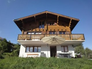 Vacation home Bellwald for 2 - 4 persons with 1 bedroom - Holiday apartment