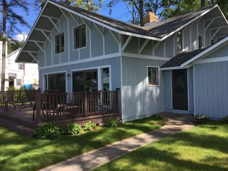 Ideal family vacation spot on south end of Torch Lake in Michigan