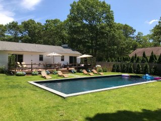 Peaceful Family Ranch on Half Acre, With Pool! The Perfect Relaxing Spot!