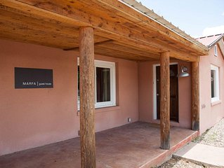 Marfa's Best-Chic & Comfortable 4 Bedroom Guest House-Marfa6o8
