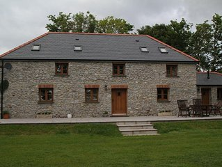 Converted Stone Barn With Stunning Countryside Views
