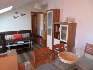 Apartamento 52 M2 en Sabaris(Baiona),cerca playa ladeira. Totalmente equipado