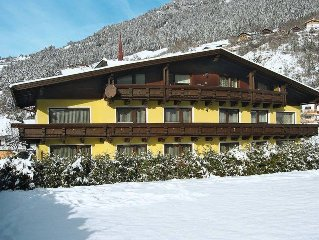 Apartment Haus Sunnwies  in Otz, Oetz Valley / Otztal - 5 persons, 1 bedroom