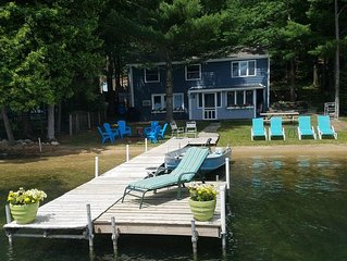 Perfect location for your weekend getaway!!!  Check out our cute cottage.