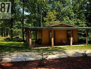 The 87Getaway Cabin #1