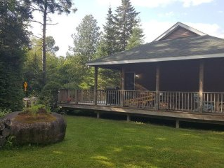 Spacious-by Ski Jumps /Horse Show Grounds-Near Whiteface & DowntownLake Placid