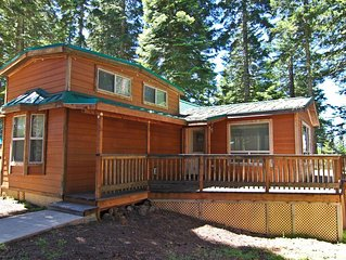 (#39) Cabin at Hyatt Lake - Hot Tub - Sleeps Six